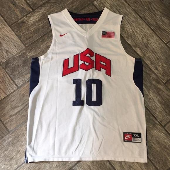 new style 5b17e dd909 Los Ángeles Lakers Kobe Bryant Olympics Jersey
